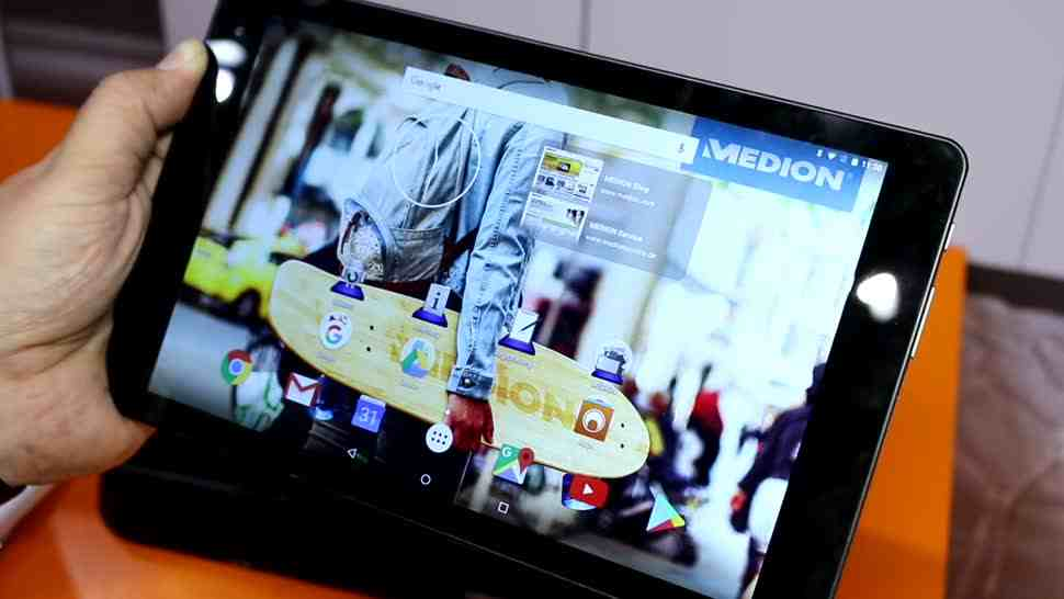 Medion Lifetab X10605 FullHD-Tablet mit LTE & Octacore im Hands-On