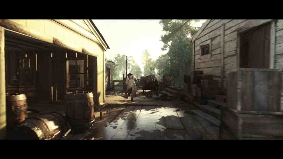 Hunt: Showdown - Crytek zeigt neues Gameplay zur Monsterjagd