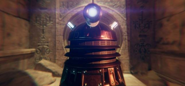 "Bild: Doctor Who: VR-Spiel ""The Edge Of Time"" angekündigt"