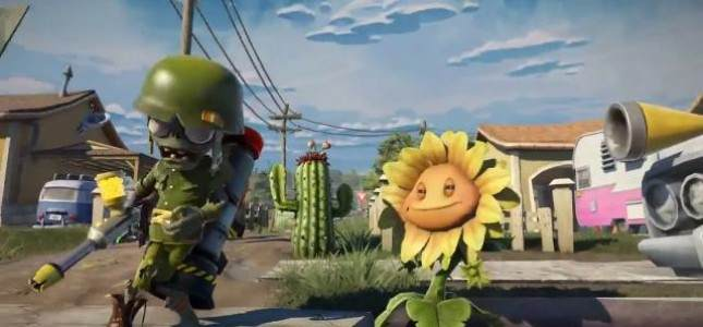 Bild: Plants vs. Zombies: Battle for Neighborville - Trailer-Leak mit Gameplay-Szenen