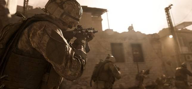 Bild: Spieler entdecken Cross Progression in der Modern Warfare Beta