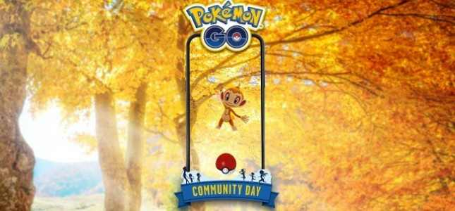 Bild: Pokémon Go: Panflam kommt am Community-Day im November